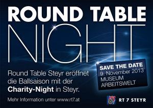 Round Table Night 2013